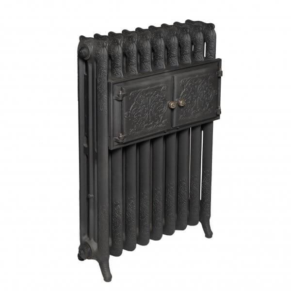 radiateur chauffe plat rococo r. Black Bedroom Furniture Sets. Home Design Ideas